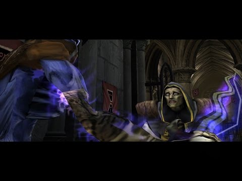 Chapter 2 - The Reaver Convergence (Soul Reaver 2 with subtitles) |