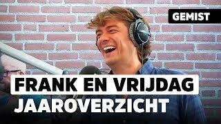 De mooiste fragmenten van De Frank en Vrijdag Show 2018! | 538Gemist