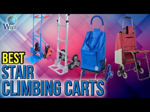 7 Best Stair Climbing Carts 2017 - YouTube