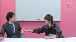 [eng sub] shirai yusuke making hama kento suffer with wingu's absence