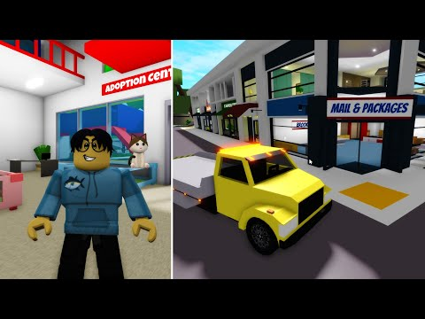 Roblox BrookHaven 🏡RP NEW STORES UPDATE (All Buildings, Secrets, and Tow Truck)