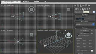 Камеры в 3DsMax 2010 (22/42)