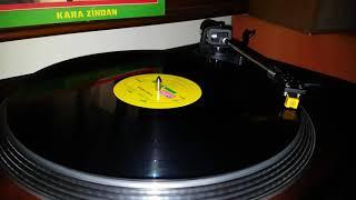 İbrahim Tatlıses - Kara Zindan - Plak kayıt