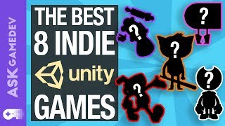 8 Unity Indie Games That are Awesome [2018]