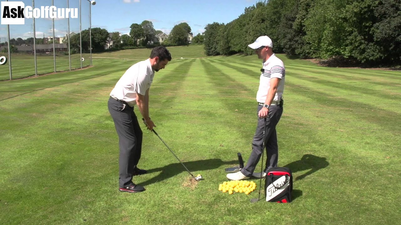 understanding the stress relase of the game of golf Allowing for the release in a proper release, you want to square the clubface through impact by rotating your right forearm over your left if you start with your arms relaxed and maintain that relaxed feeling throughout the swing, this rotation becomes much easier.