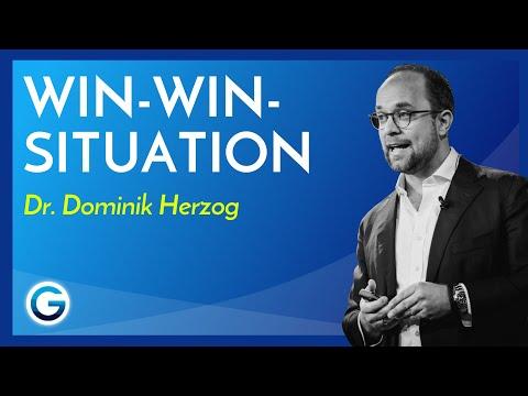Besser verhandeln: So setzt du deine Interessen durch // Dr. Dominik Herzog