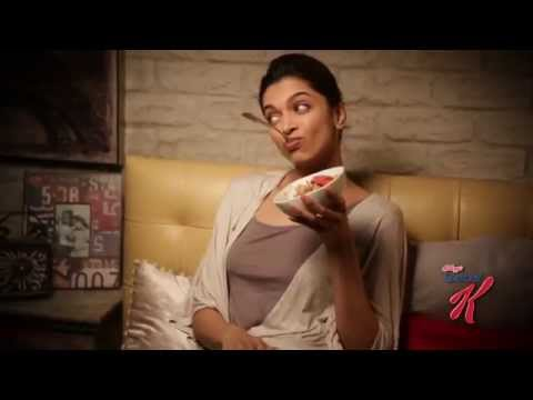"""Making of Kellogg's Special K with Deepika TVC - """"Selfies"""""""
