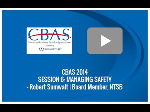 2014CBAS. MANAGING SAFETY