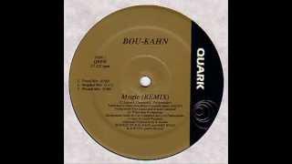 Bou Kahn -  Magic  (Wizard Mix)