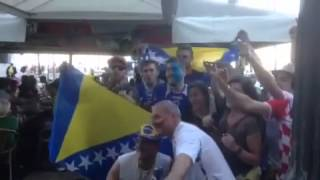 Brazil 2014: navijacka atmosfera