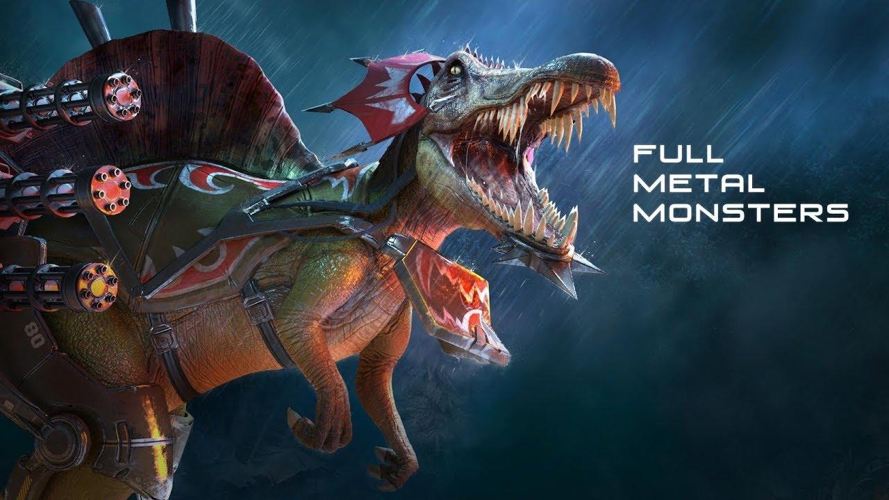 Hasil gambar untuk Full Metal Monster