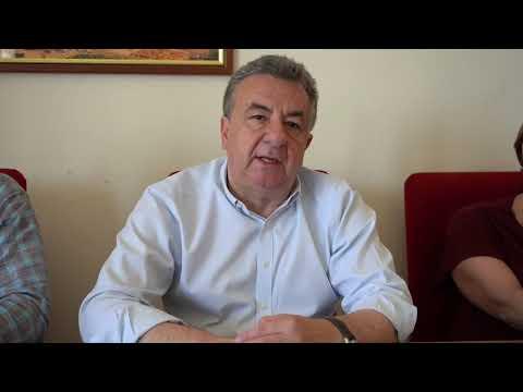 Αρναουτάκης Υπογραφή σύμβασης