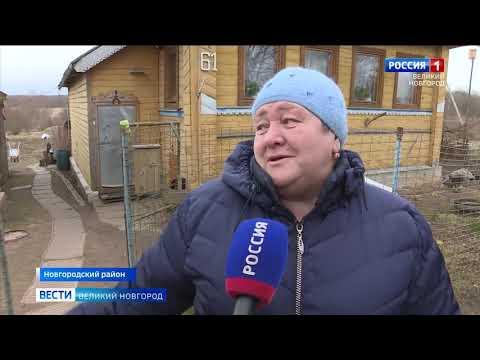 ГТРК СЛАВИЯ Вести Великий Новгород 03 04 20 вечерний выпуск