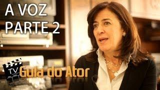 A VOZ - 2º Episódio - TV Guia do Ator (Programa 21)