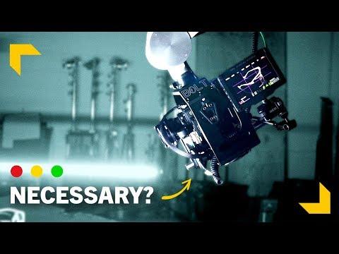 4 Secrets To Shooting Commercials