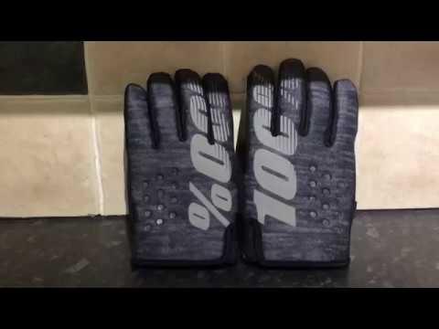 100% Brisker Winter Gloves