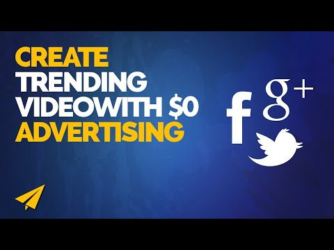 Social Media Marketing - Example of making a campaign work with $0 advertising