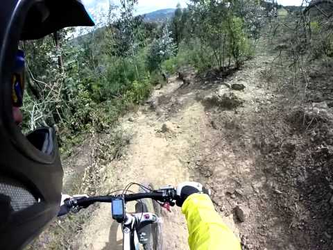 MTB: Ubaté (2do. descenso)