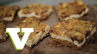 Cookie Dough Cheesecake Bars: Keep Calm And Bake S06e8/8