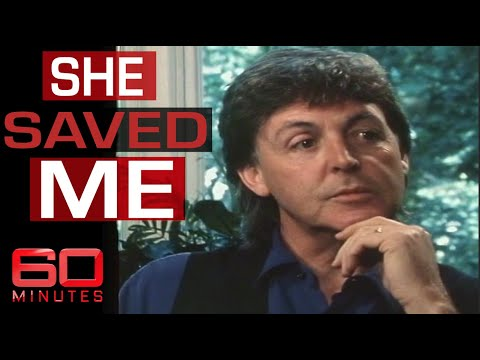 The Woman Who Saved Paul McCartney | 60 Minutes Australia