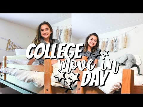 COLLEGE MOVE IN VLOG 2018! | Carnegie Mellon University