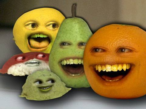 YouTube – Annoying Orange Wazzup 2: Wasssabi