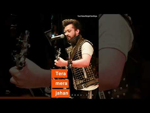 Atif Aslam Full Screen Whatsapp Status || Tera Mera Jahan Full Screen Whatsapp Status ||