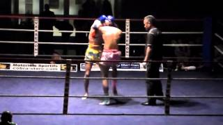 Jerome sabai gym vs ronan chok dee gym round 2