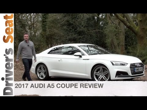 2017 Audi A5 Coupe Road Test | Driver