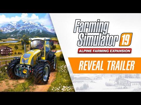 Farming Simulator 19 | Alpine Farming Expansion - Reveal Trailer