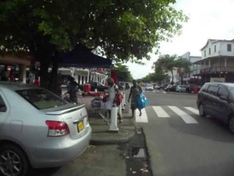 Centro de Paramaribo.