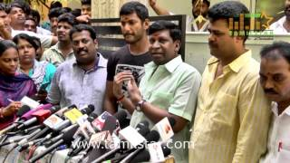 Kaththi Sanda Movie Launch Part 2