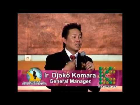 K-Marketing Plan K-Link International by Ir. Djoko Komara Part 1