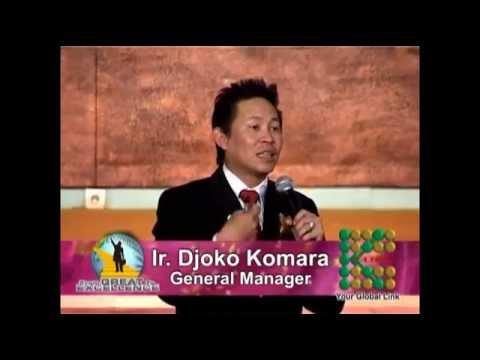 K-Marketing Plan K-Link International by Ir. Djoko Komara Part 1