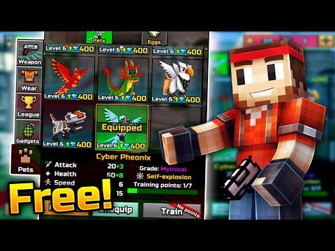 How To Get Everything For Free In Pixel Gun 3D (NO Root/Jailbreak/Hack/Glitch)