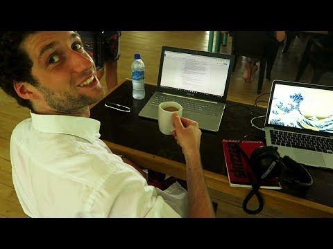 Nerd Talk & PC or MAC For Blockchain Developers? - Vlog 7