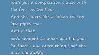 little deuce coupe lyrics