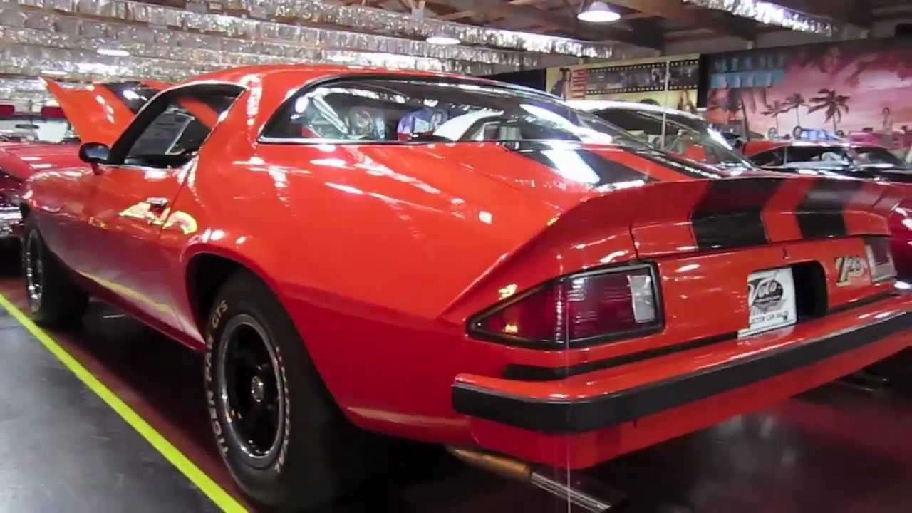 1977 CHEVROLET CAMARO Z28  YouTube