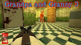 Плохая концовка игры // Grandpa and Granny 3