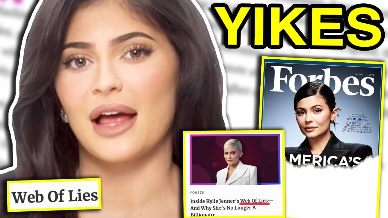 Is Kylie Jenner a billionaire? Forbes takes away status, says ...