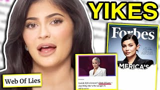 KYLIE JENNER LIED ABOUT BILLIONAIRE STATUS?!