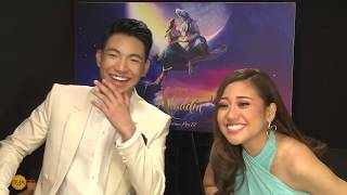 "How MORISSETTE & DARREN ESPANTO Prepare For Their ""A Whole New World"" Rendition 