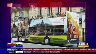 Iklan Wonderful Indonesia Hiasi Eropa dan Amerika