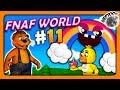 FNaF World Мир ФНАФ Прохождение 11 БОСС РАДУГА ФИНАЛ mp3