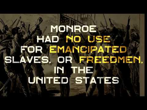 Heads of Hate #5: James Monroe