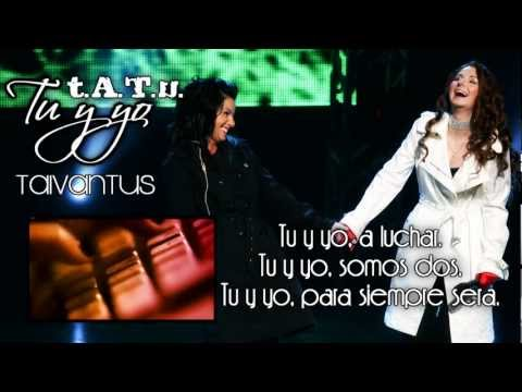 t.A.T.u. | You And I | Spanish Cover | Tú y Yo | HD