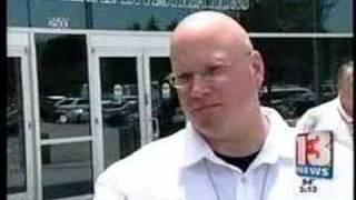 Richard Weinblatt Stolen Guns Trend Interview 5/21/07