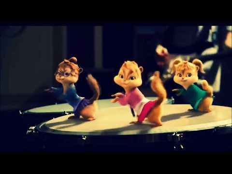 Alvin e os Esquilos cantando Ragatanga