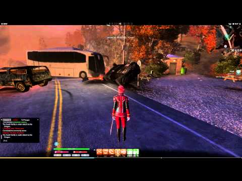 The Secret World Gameplay – 2015 Templar Champion