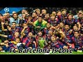 Fc Barcelona Is Love